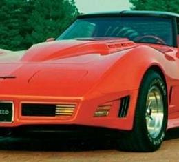 ACI Fiberglass 1975-1982 Chevrolet Corvette Custom SE Front Bumper EBG020