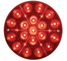 United Pacific 19 LED Tail Light For 1980-82 Chevy Corvette CTL8010LED