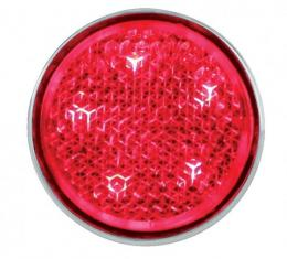 United Pacific 5 LED Tail Light Reflector For 1951-52 & 1956 Chevy Passenger Car CTL5606LED