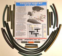 Corvette Emission Hose Kit, 1980