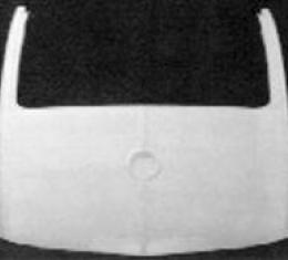 ACI Fiberglass 1963-1967 Chevrolet Corvette Rear Upper Deck Panel, Convertible XRF010