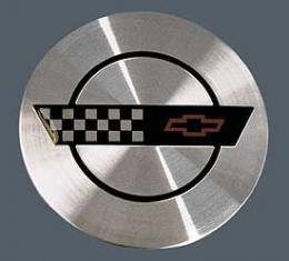 Corvette Wheel Center Cap, 1993-1996
