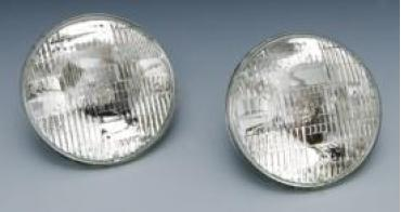 Corvette Headlight Bulbs, T3 Set of 2, 1956-1957