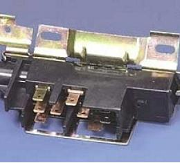 Corvette Ignition Switch, Without Tilt/Telescopic Column, 1969-1978