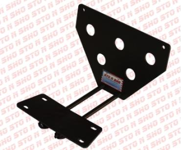 Audi A4/S4 Turbo Sto N Sho Quick Release Front License Bracket, 2014