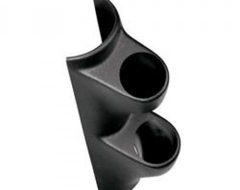 Corvette Dual Gauge Mount, A-Pillar, 1984-1996