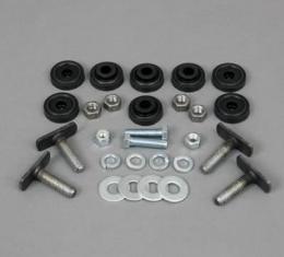 Hooker Sidepipe Replacement Mounting Hardware Kit