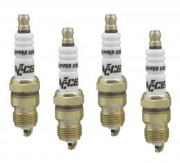 ACCEL Spark Plugs 0576S-4