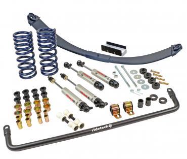 Ridetech 1963-1982 C2-C3 Corvette StreetGrip Suspension System 11535010