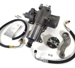 Corvette Performance Steering Gear Kit 12.7:1, 1963-1967