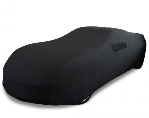 Corvette Ultraguard Stretch Satin Indoor Car Cover, 1997-2004