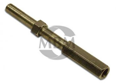 "MBM Universal 4 3/4"" long Pedal Rod Extension PRE5564"