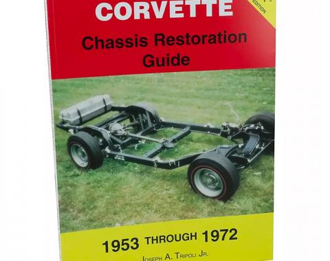 Corvette Chassis Restoration Guide, 1953-1972