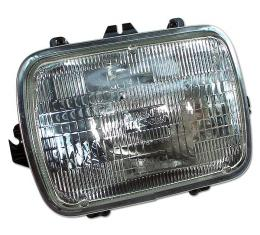 Corvette Headlight Capsule, NOS 1984-1996