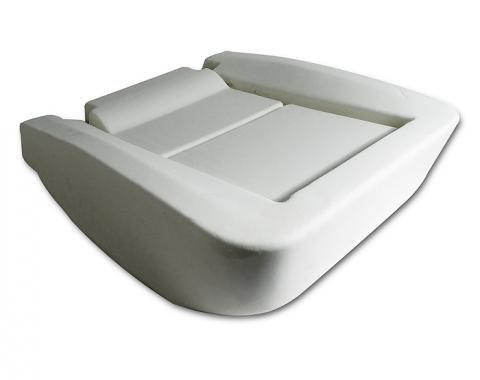 Corvette Seat Foam, Bottom, 1975-1978