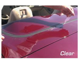 Corvette Deck Lid Protector, Hardtop Clear, 1986-1996