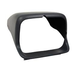 Corvette Headlight Door Bezel, Left, 1984-1996