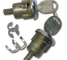 Corvette Door Locks, Electric, 1978-1982