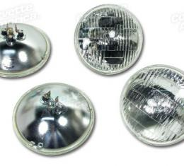 Corvette Headlight Bulbs, T3 Set Of 4, 1960-1967