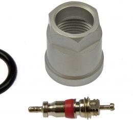 Corvette Tire Pressure Sensor Nut Kit, 1997-2013