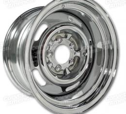 Corvette Rallye Wheels-4. Chrome, 1969-1982