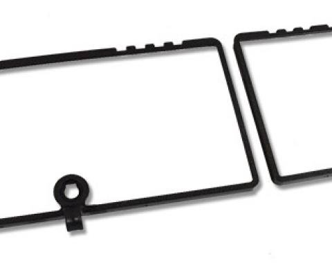 Corvette Rear Compartment Door Frames, 1979Late-1982
