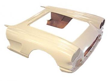Corvette Front End, No Upper Dash, 1958-1961