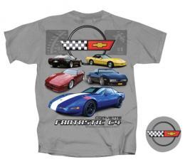 Corvette Fantastic C4 T-Shirt