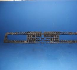 Corvette Front Bumper Impact Absorber Honeycomb, USED 1991-1996