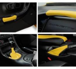 Corvette Interior Accent Kit,  Automatic Transmission, 2 Tone, 1997-2004