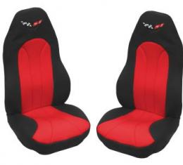 Corvette Seat Covers, Neoprene, 1997-2004