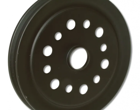 Corvette Crank Pulley, #991, (58 Early), 1957-1958