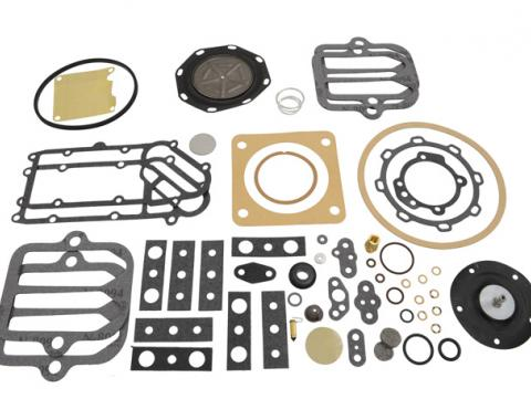 Corvette Fuel Injection Rebuild Kit, Gaskets and Seals, 1958-1962