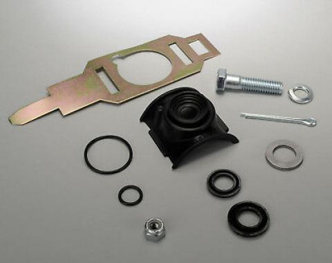 Corvette Power Steering Control Valve Seal Rebuild Kit, 1963-1982