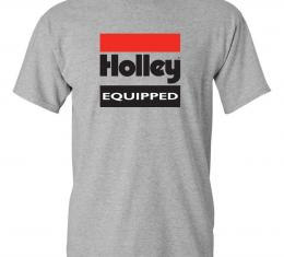 Holley Equipped T-Shirt 10022-XXXLHOL