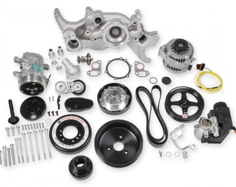 Holley Accessory Drive System Kit 20-190