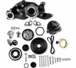 Holley Premium Mid-Mount Complete Race Accessory System 20-192BK