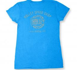 Holley Speed Shop T-Shirt 10106-SMHOL