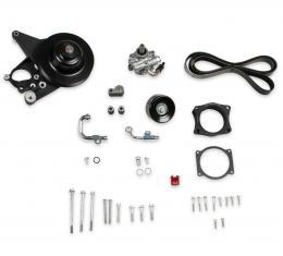 Holley Retrofit Add-On Power Steering Kit 20-222BK