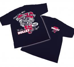 Holley DP Retro T-Shirt 10010-4XHOL