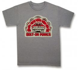 Holley Bolt-On Power T-Shirt 10165-MDHOL