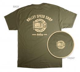 Holley Truck T-Shirt 10025-XXLHOL