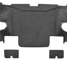 ACC  Chevrolet Corvette Convertible Rear Cutpile Carpet, 2005-2013