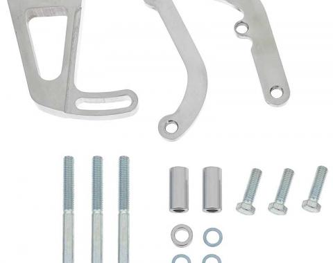 OER 1969-76 Power Steering Bracket Set - For Small Block Chevy With Long Water Pump 153657