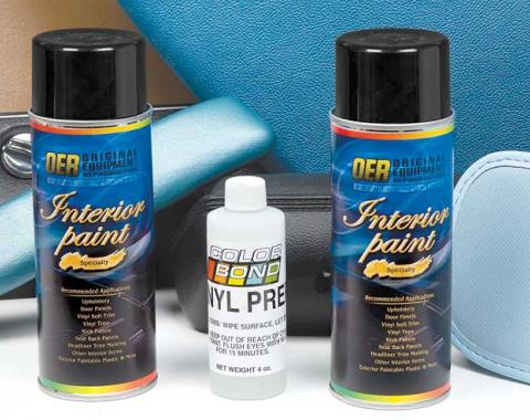 OER Interior Prep Cleaner 4 Oz Bottle PP1009