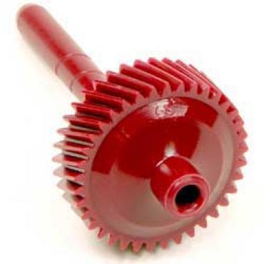 OER Red 37 Teeth Speedometer Gear 1359271