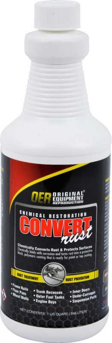 OER Rust Converter - 1 Quart Bottle K86112