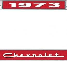OER 1973 Chevrolet Style #5 - Red *LF2237305C