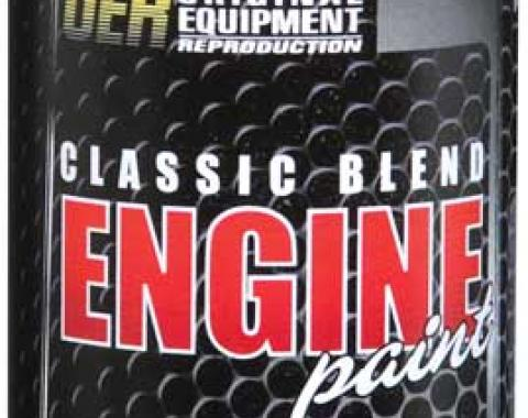 OER 1971-73 Pontiac Teal / Light Blue Classic Blend Engine Paint - 16 Oz Can K89210