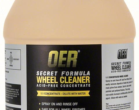 OER Secret Formula 1 Gallon Acid Free Wheel Cleaner K89615